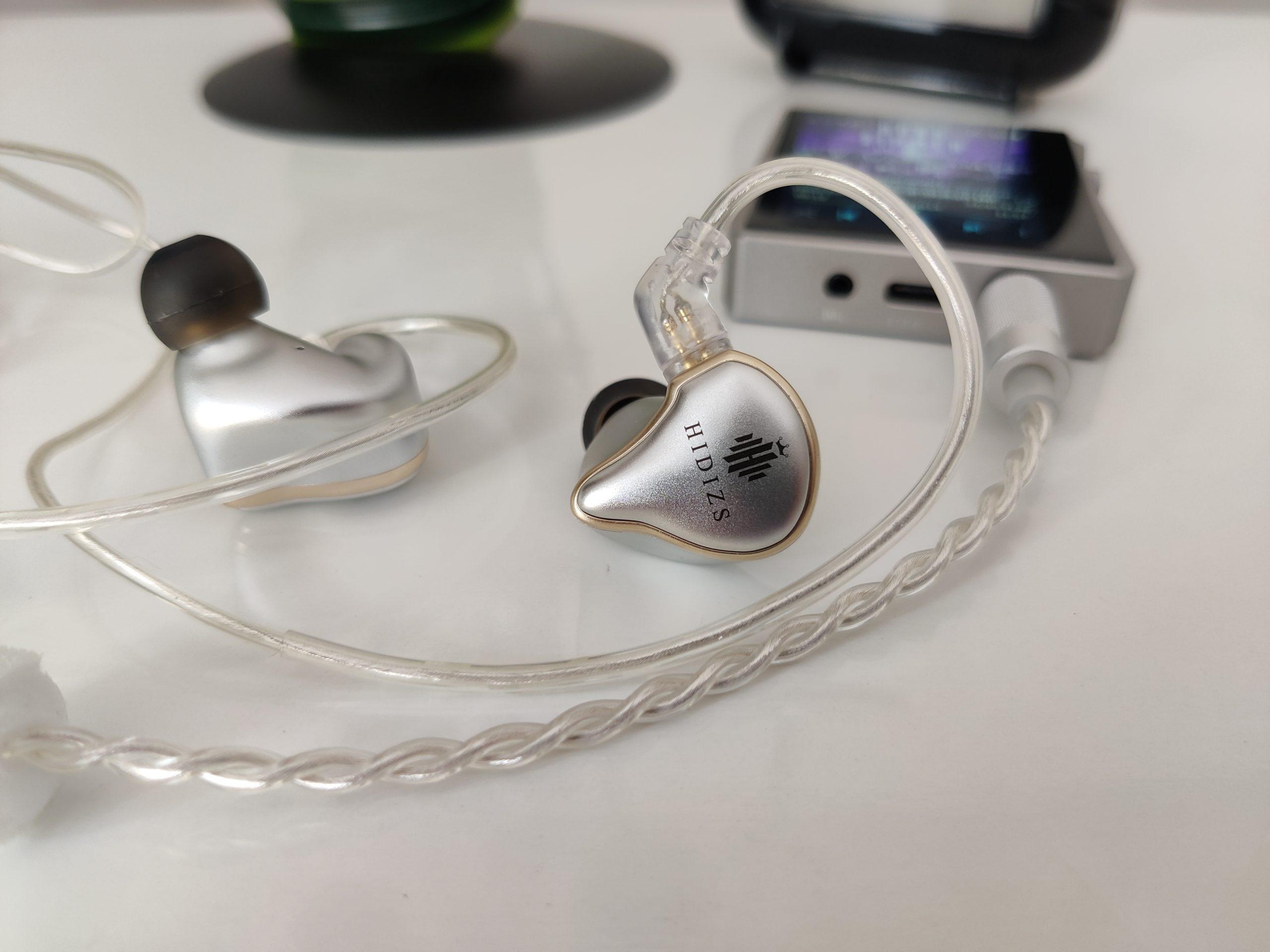 Hidizs MS1 qualité audio