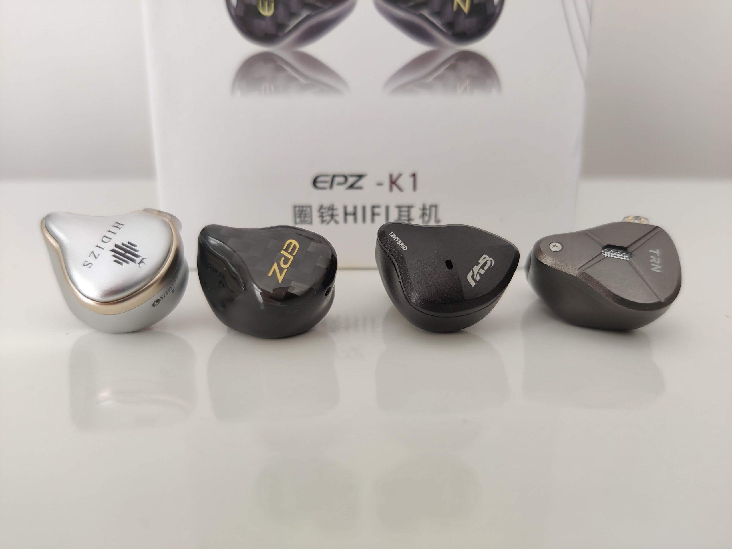 EPZ K1 et écouteurs ChiFi