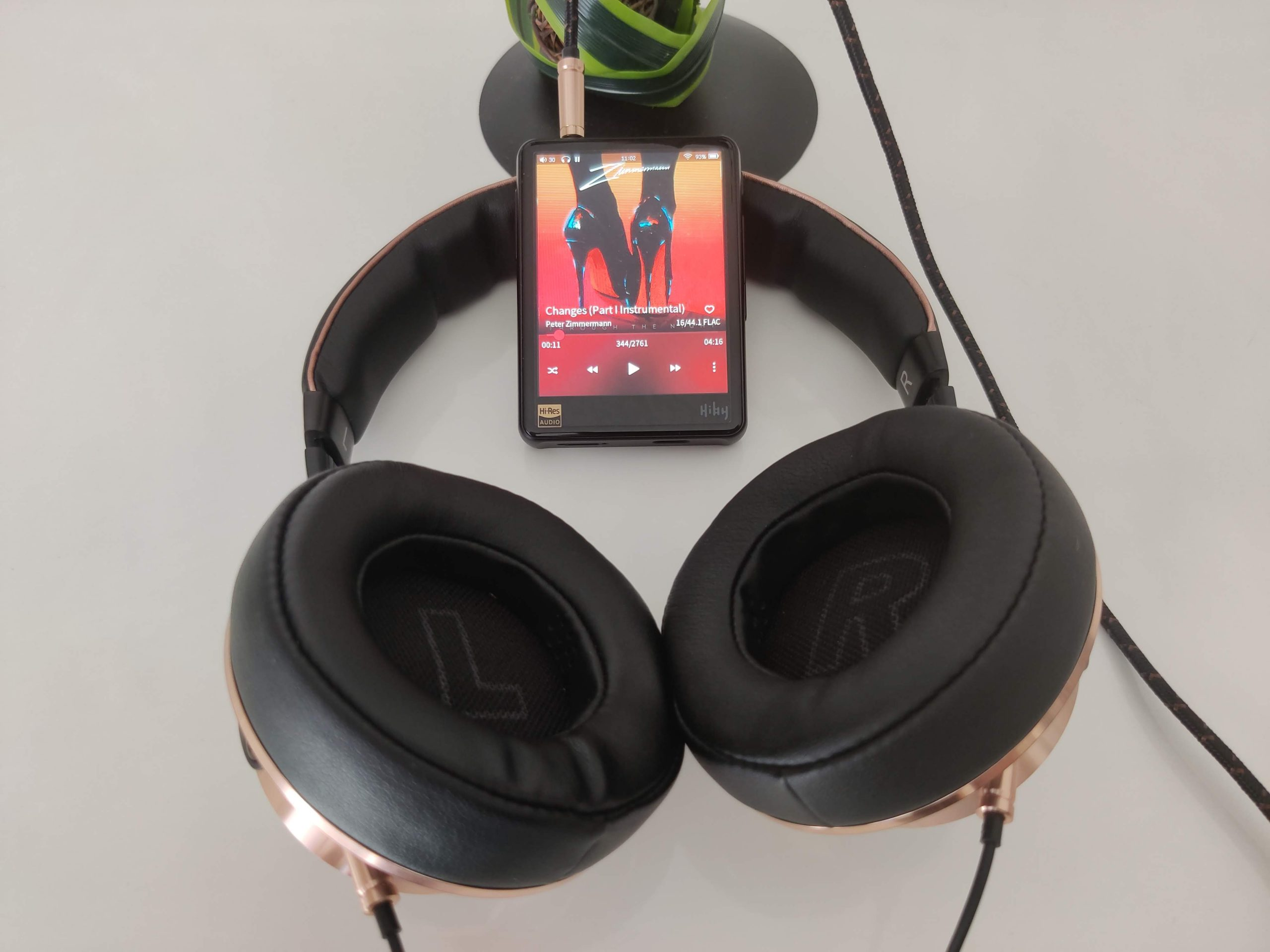 Casque 1More HiBy R3 Pro