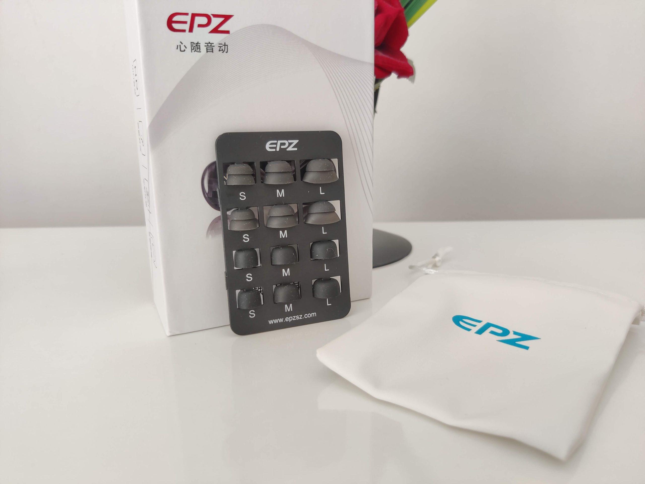 Packaging EPZ K1