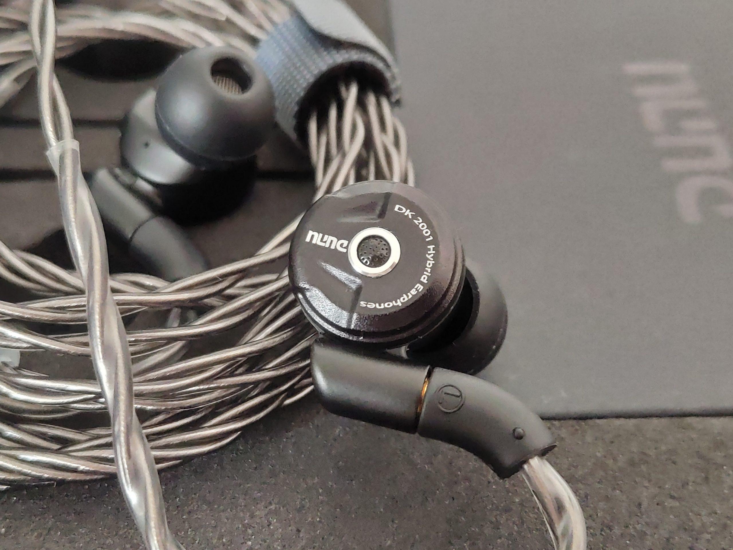 Ecouteurs Dunu DK2001