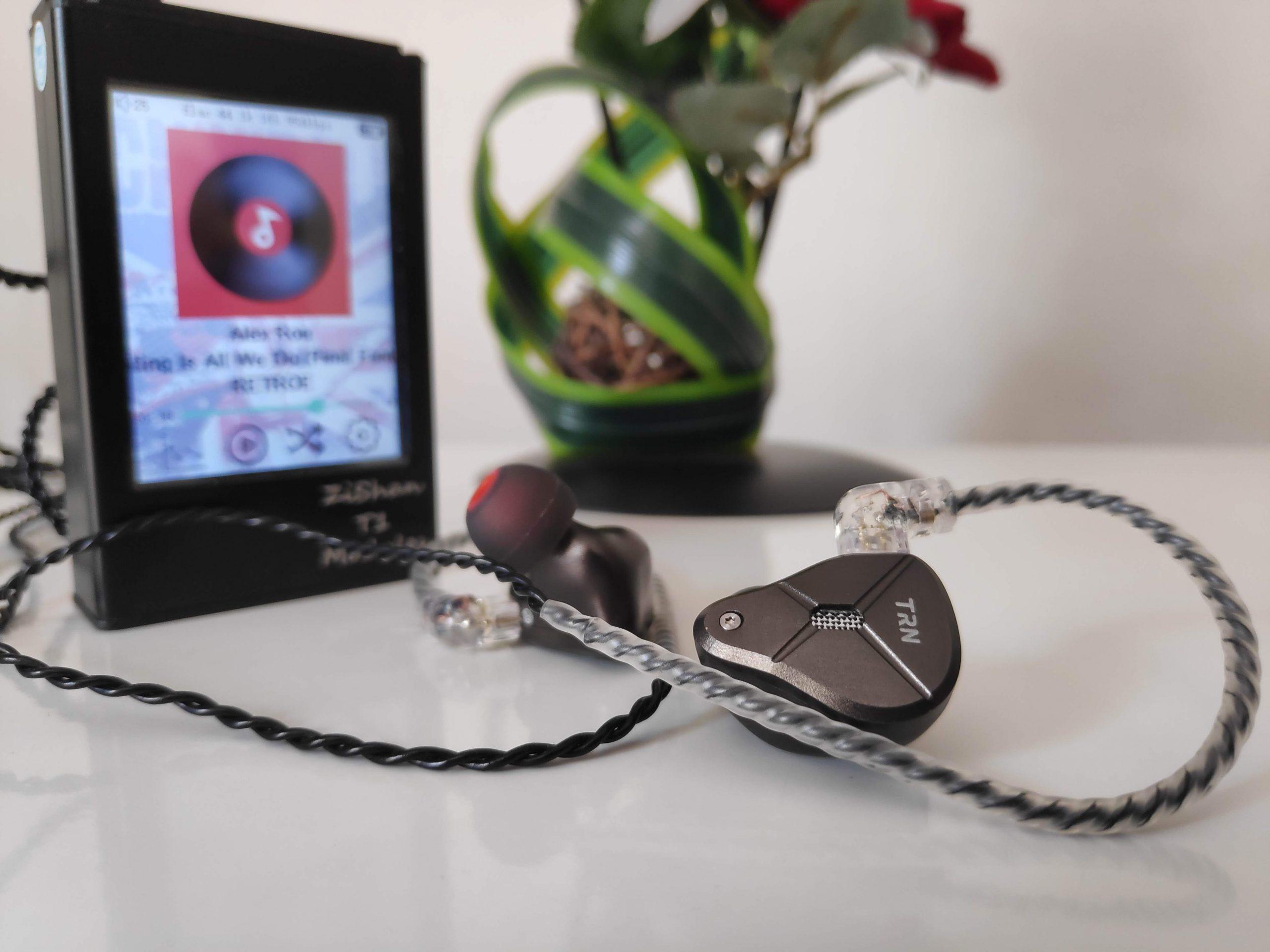 TRN BA5 écouteurs