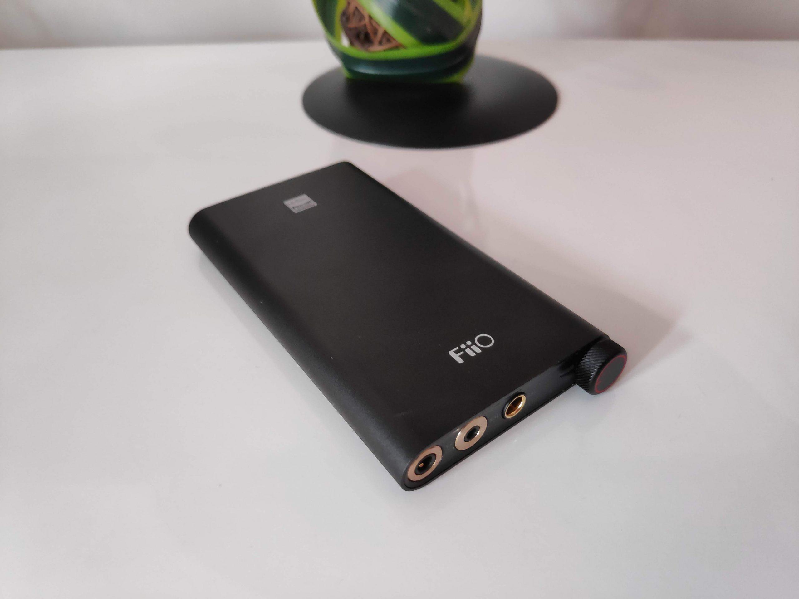 FiiO Q3 ampli DAC