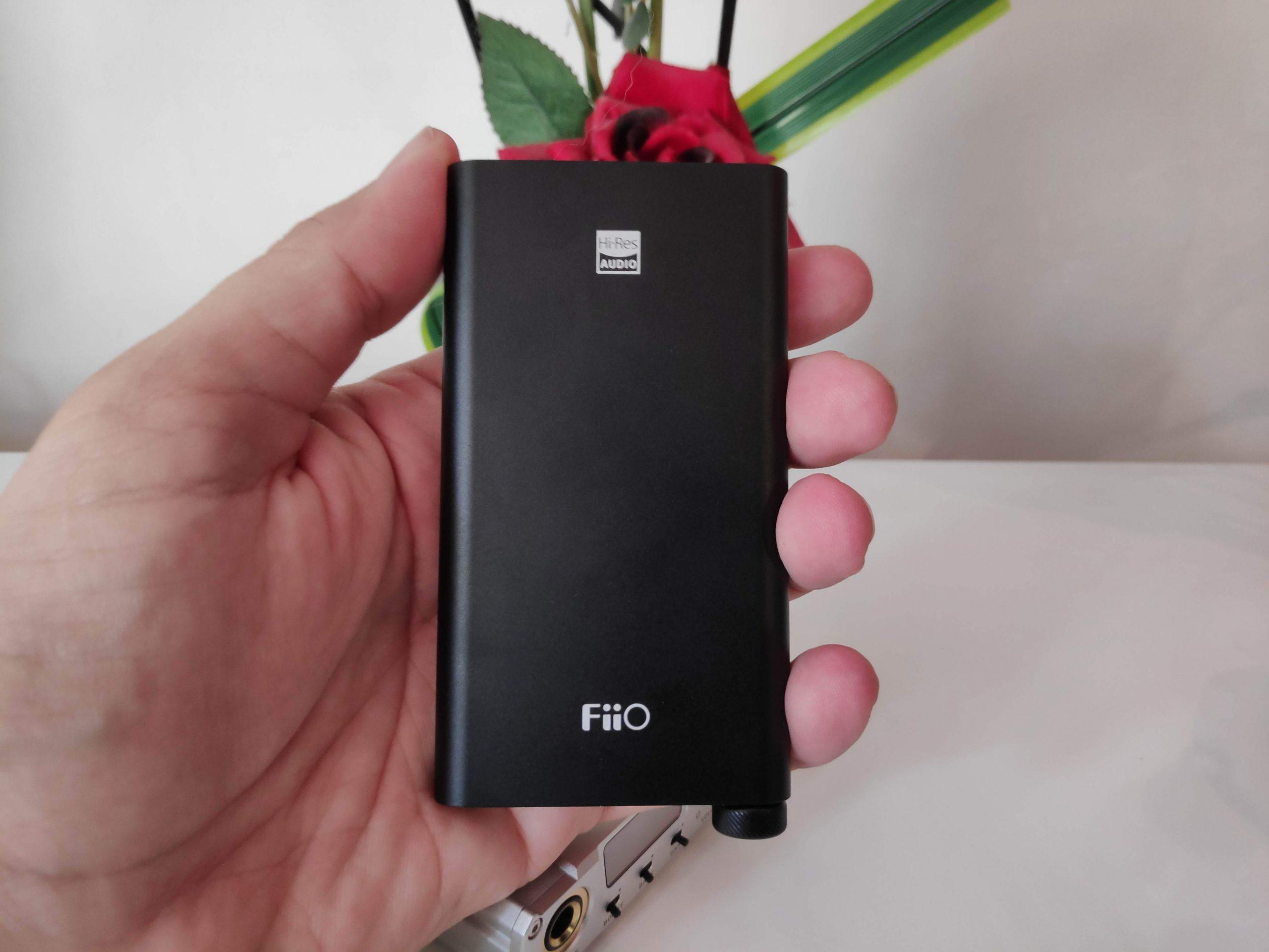 FiiO Q3 taille
