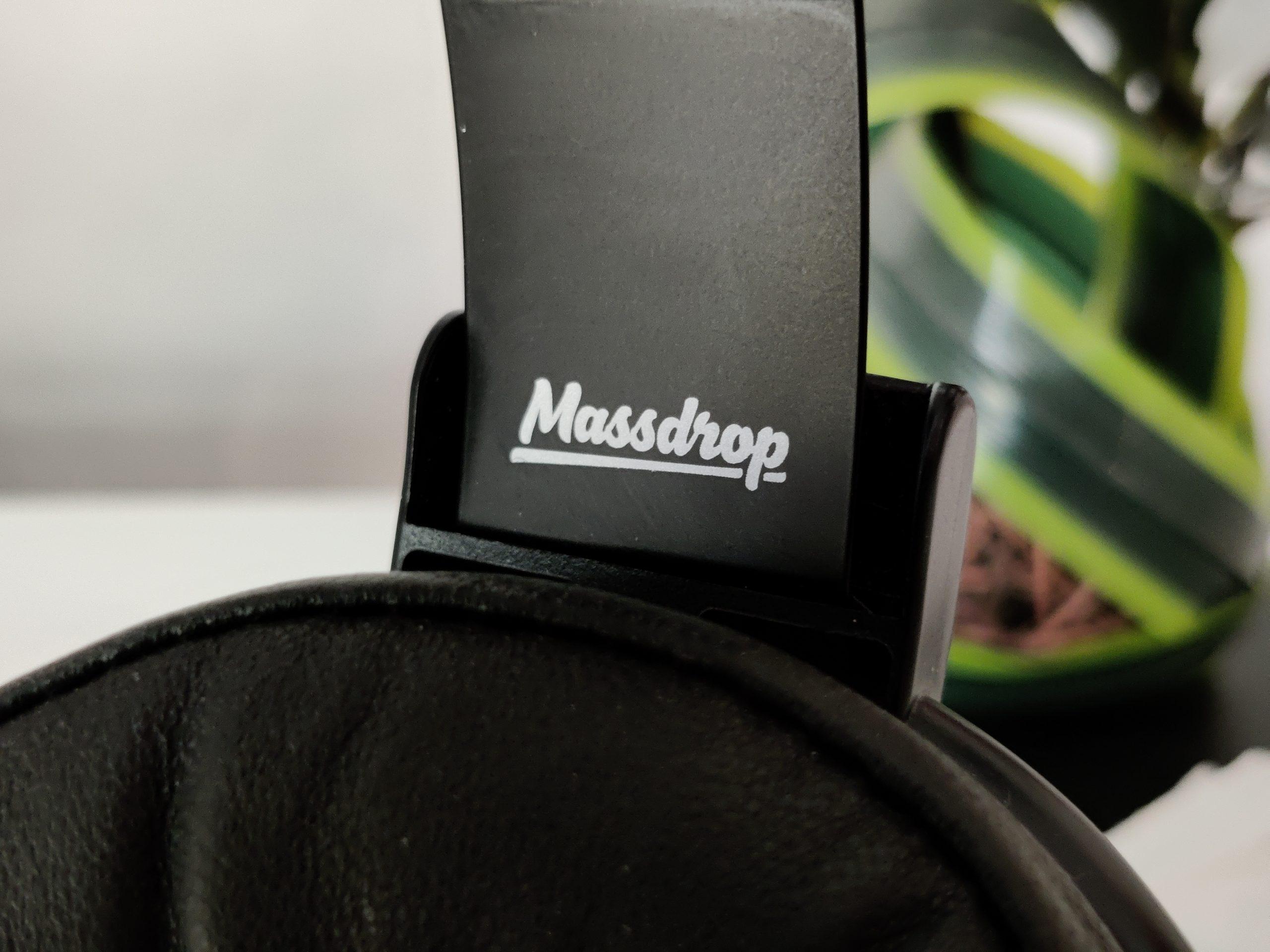 Marquage Massdrop HD6XX
