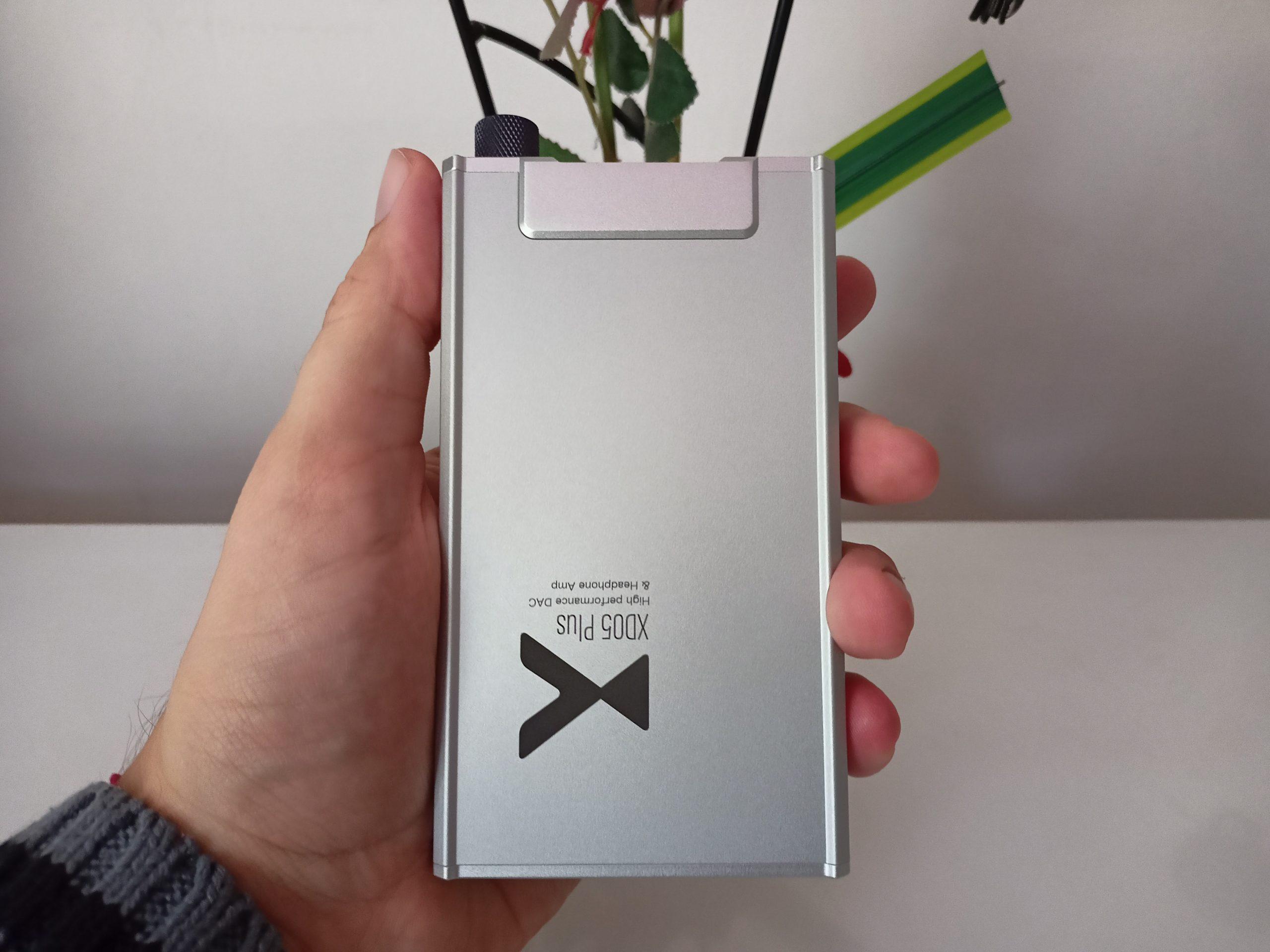 XD05 Plus encombrement