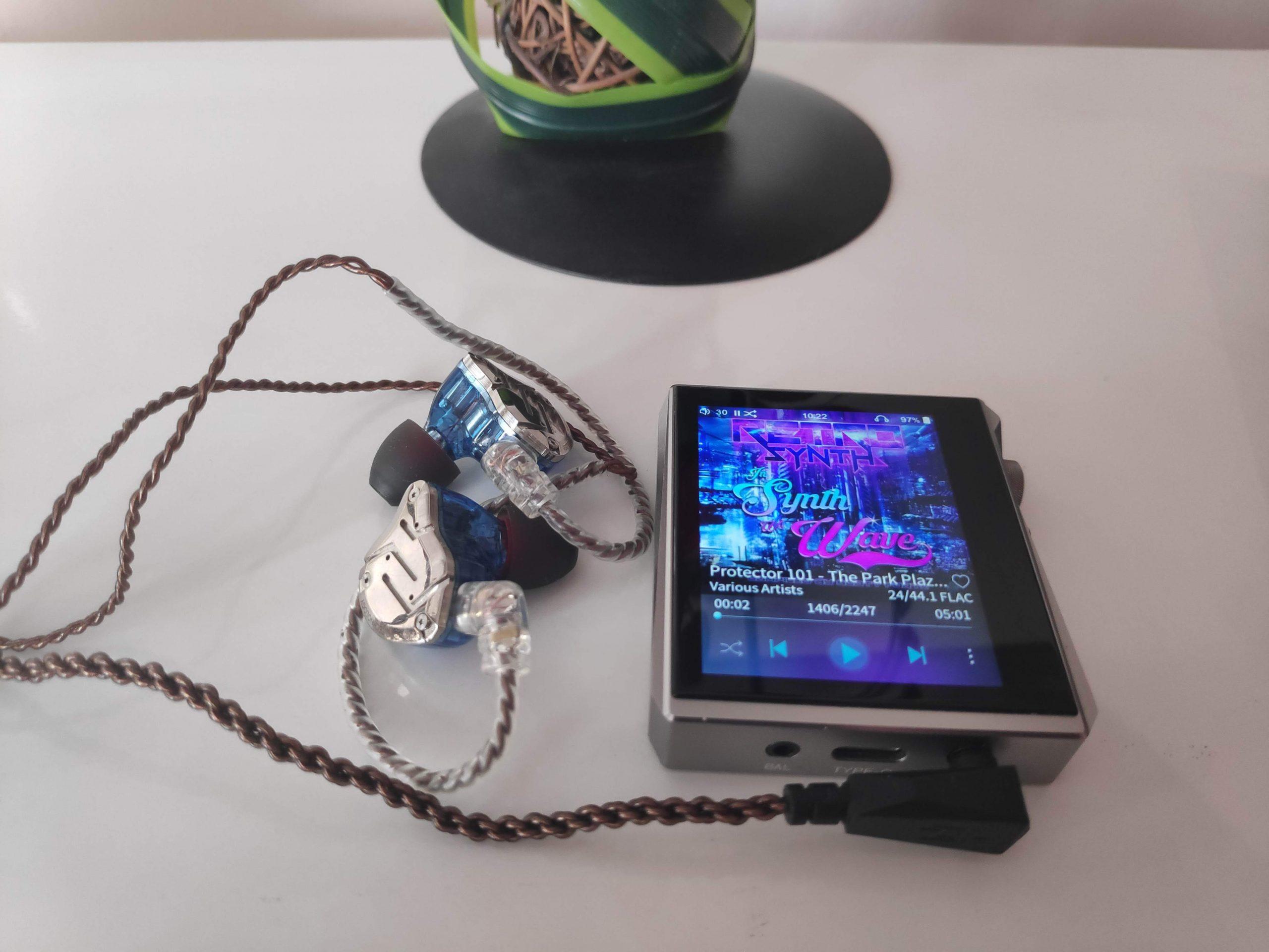 AP80 Pro lecture musique
