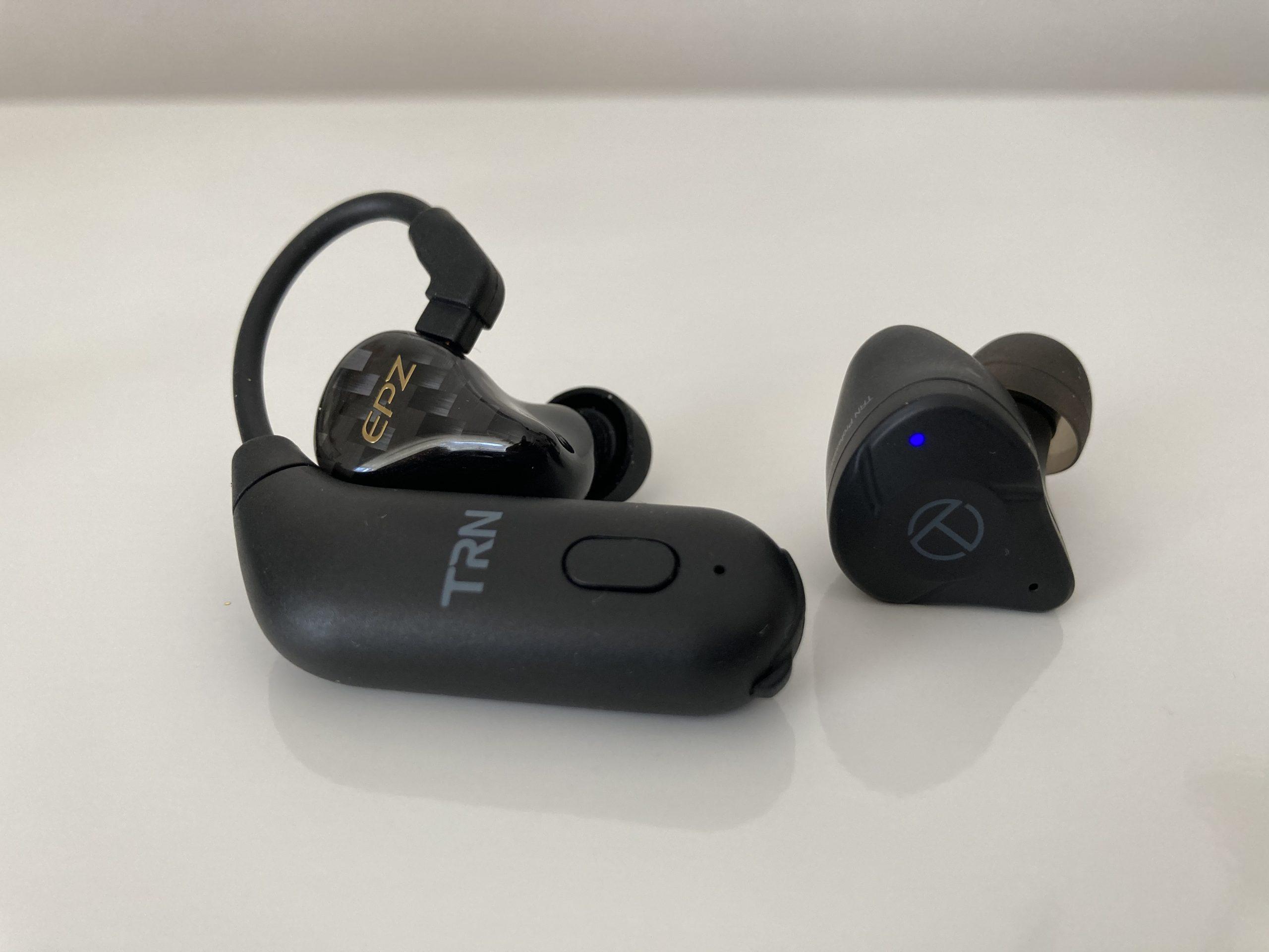 Écouteurs TRN