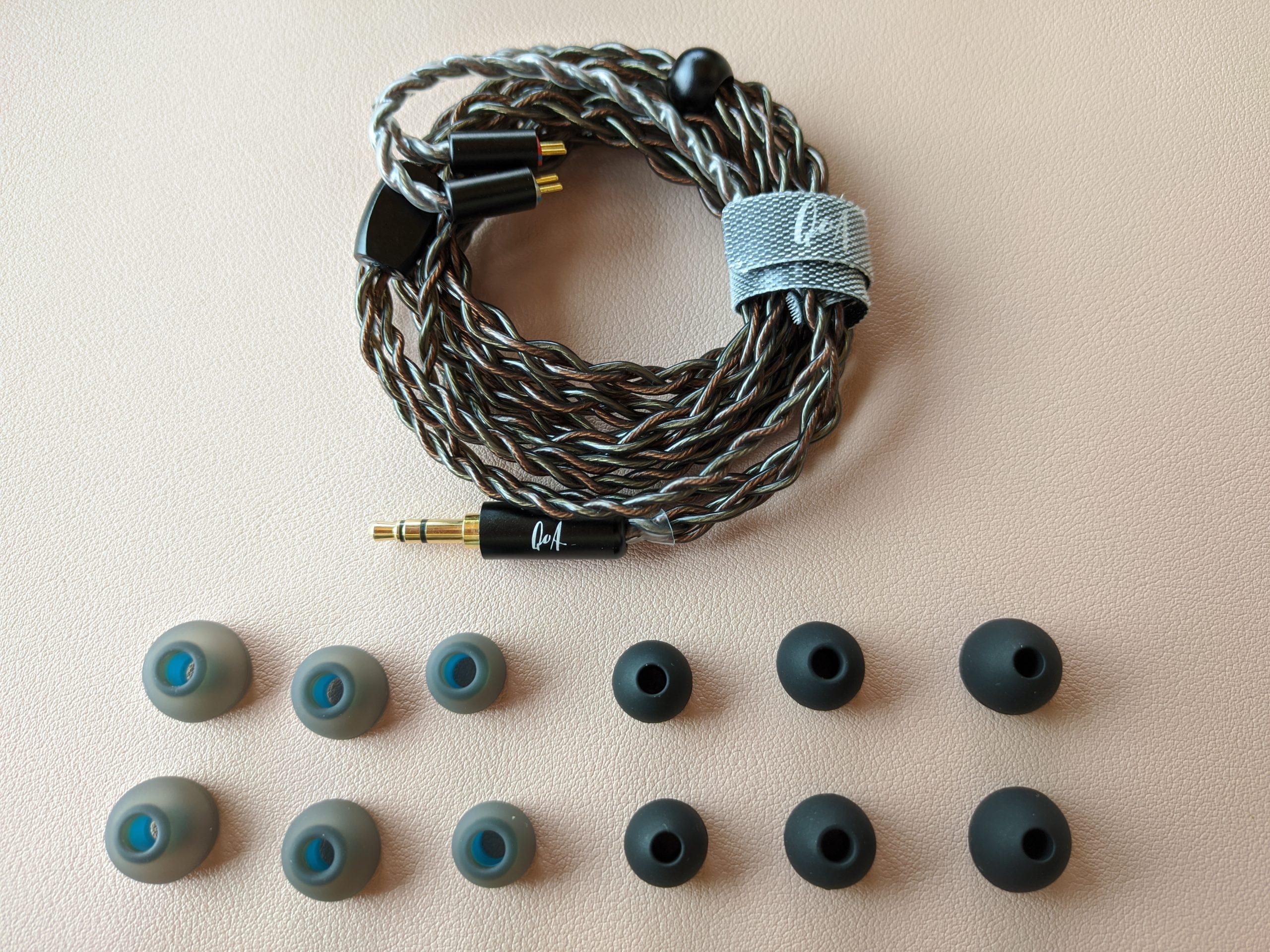 Câble QoA Vesper
