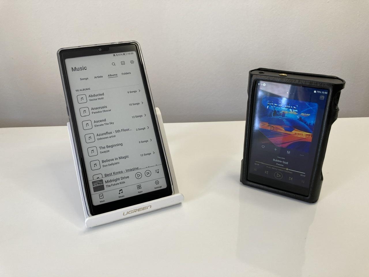 Design Hisense Touch et M3X