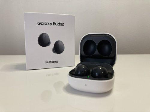 Test Galaxy Buds 2